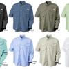 Columbia shirts $35