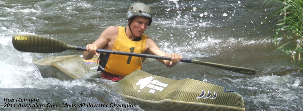 Australian Kayaking Championships 2011