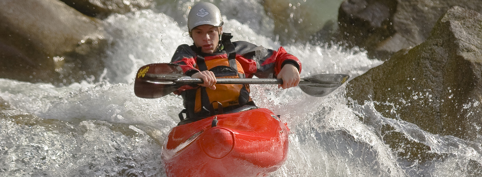 White Water Kayaks